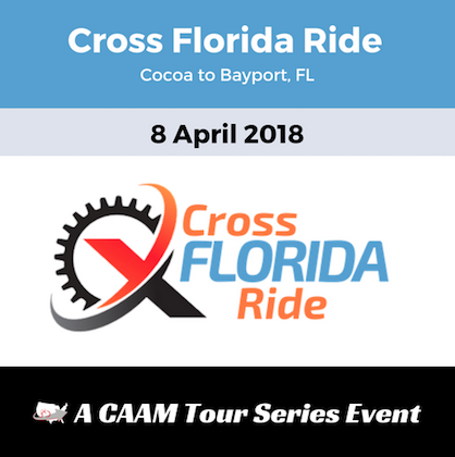 Tips for Surviving Cross Florida – Part 2